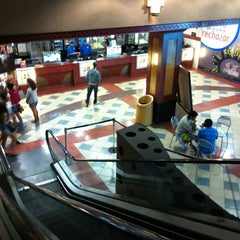 Photo taken at Cinemark by Cristian C. on 2/25/2012
