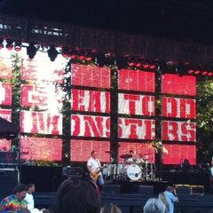Photo taken at Marymoor Amphitheatre by Deanna S. on 8/4/2012