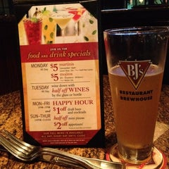 Photo taken at BJ's Restaurant and Brewhouse by StuArt G. on 6/14/2012