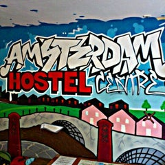 Photo taken at Amsterdam Hostel Centre by Coento S. on 5/3/2012