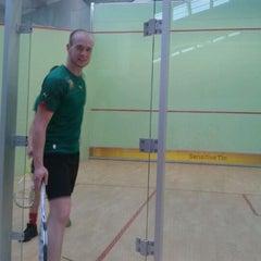 Photo taken at Sportpark Bamberg by Samuel E. on 5/23/2012
