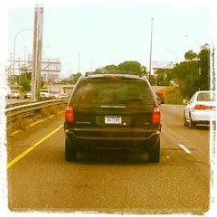 Photo taken at I-494 by Mackenzie G. on 8/25/2012