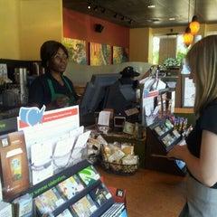 Photo taken at Starbucks by Siobhan G. on 5/29/2012