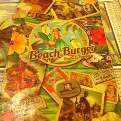 Photo taken at Beach Burger by Jane M. on 7/12/2012