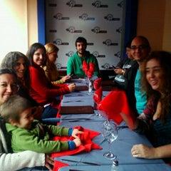 Photo taken at Restaurante Las Martas by Gustavo A. on 5/26/2012