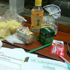 Photo taken at ตึกพักหญิงชวนชม by deenudee🎈 on 8/1/2012