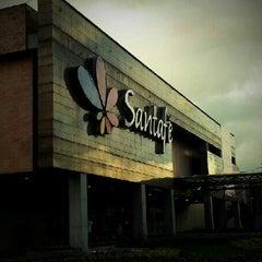 Photo taken at Santafé Mi Mundo by Blake M. on 6/17/2012