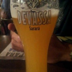 Photo taken at Cervejaria Devassa by Marcelo G. on 9/1/2012
