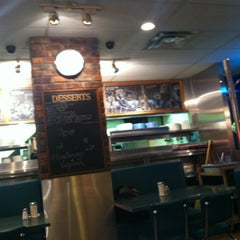 Photo taken at Elgin Street Diner by Saud A. on 4/16/2012