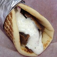 Photo taken at Athens Gyros by Precious E. on 3/23/2012