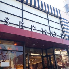 Photo taken at Sephora by Benjamin S. on 4/11/2012