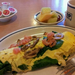 Photo taken at IHOP by Jennifer B. on 5/17/2012