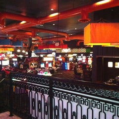 Photo taken at Dave & Buster's by Eve L. on 3/13/2012