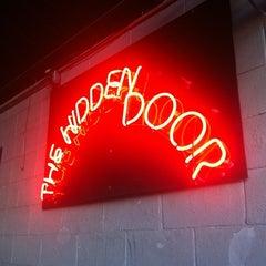 Photo taken at Hidden Door by Superbear78 on 9/10/2012