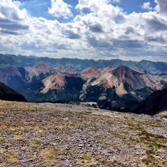 Photo taken at Imogene Pass by Denise H. on 7/4/2012