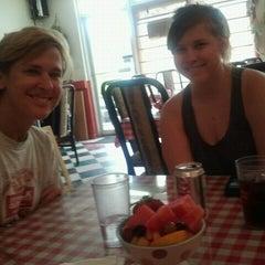 Photo taken at Tarpon Inn by John G. on 7/21/2012