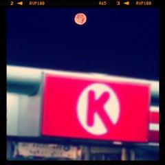 Photo taken at Circle K by Barrett G. on 8/1/2012