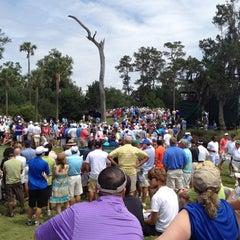 Photo taken at TPC Sawgrass by Margo V. on 5/12/2012
