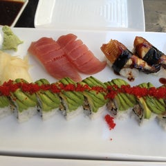 Photo taken at Nijo Sushi Bar & Grill by Jeremiah H. on 9/3/2012