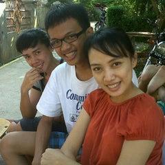 Photo taken at Jl. Semanan by Hany Nada M. on 5/17/2012