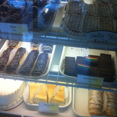 Photo taken at Moonlight Bakery by Emily G. on 8/18/2012