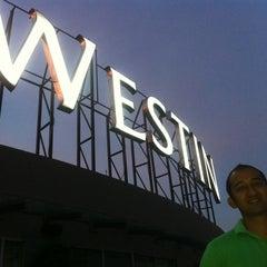 Photo taken at The Westin Grande Sukhumvit, Bangkok by Iris G. on 3/3/2012