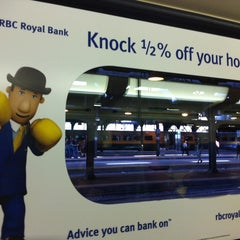 Photo taken at Union Station Platform 5 by Kevin S. on 6/15/2012
