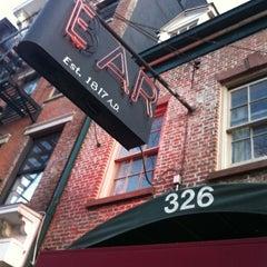 Photo taken at Ear Inn by Patrick B. on 3/20/2012