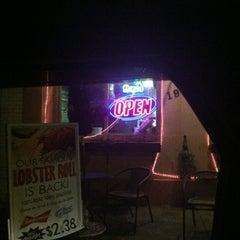 Photo taken at Marshfield Famous Pizza by Luke on 9/1/2012