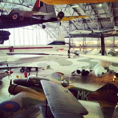 Photo taken at Imperial War Museum by KeMPiZ M. on 4/17/2012