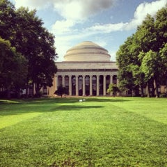 Photo taken at Massachusetts Institute of Technology (MIT) by Daniel A. on 8/13/2012