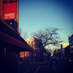 Photo taken at Craigie on Main by David C. on 3/6/2012