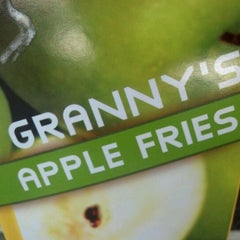 Photo taken at Granny's Apple Fries by Michael W. on 5/28/2012