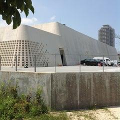 Photo taken at 沖縄県立博物館・美術館 by Gary T. on 5/7/2012