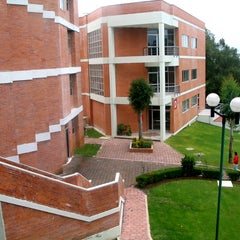 Photo taken at Universidad Latina de America by Universidad Latina de America on 10/24/2013