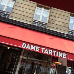 Photo taken at Dame Tartine by Morten B. on 10/12/2015