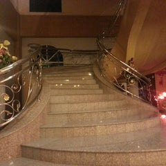 Photo taken at Major Grand Hotel by Wonder._ B. on 1/10/2014
