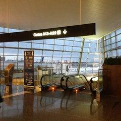 Photo taken at Terminal A by Ryoji A. on 4/25/2013