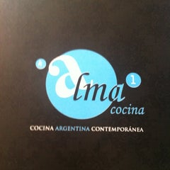 Photo taken at Alma Cocina by Pepe V. on 10/4/2012