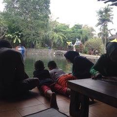 Photo taken at Pondok Desa by Widya C. on 8/31/2014