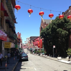 Photo taken at Chinatown by Spencer S. on 6/19/2013