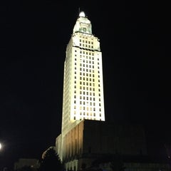 Photo taken at Louisiana State Capitol by Ed S. on 12/1/2012