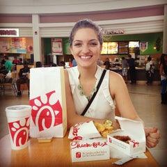 Photo taken at Chick-fil-A by Brett S. on 9/21/2013