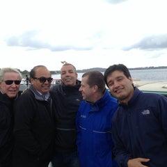 Photo taken at Ferry Camahueto by Gabriel B. on 11/8/2012