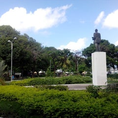 Photo taken at Praça do Centenário by ary b. on 6/1/2014