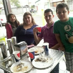 Photo taken at Monster Pizza by Jeca on 5/1/2015