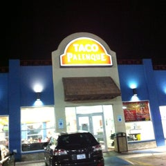 Photo taken at Taco Palenque by IJulio L. on 12/23/2012