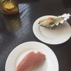 Photo taken at Echigo Sushi by Dmitri K. on 5/26/2015