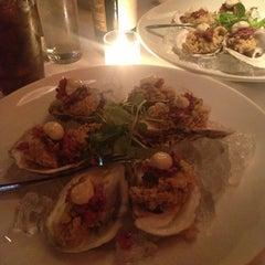 Photo taken at Match Restaurant by Marina G. on 11/24/2013