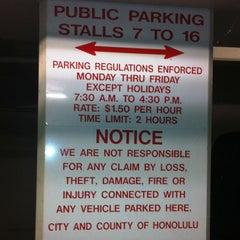 Photo taken at Honolulu Police Department Headquarters by Honolulu Police Department on 11/7/2013
